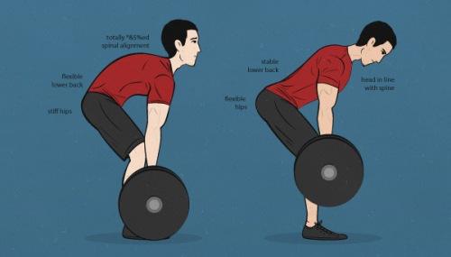 deadlift-technique-rounding-the-back-neutral-spine