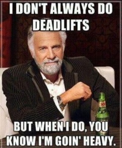 Deadlifts